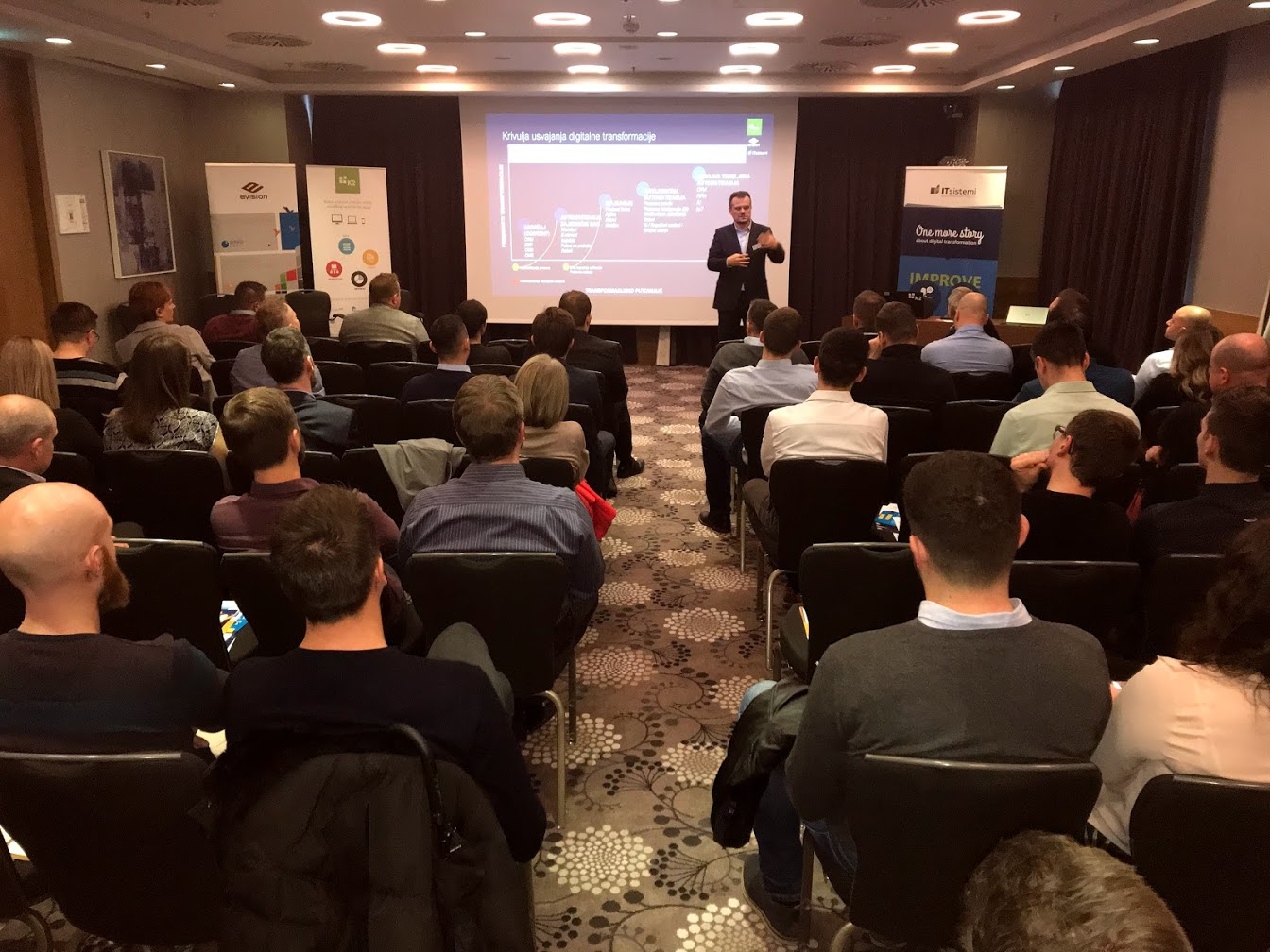 The K2 Intelligent Automation European Tour